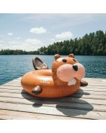 Float-eh Canadian JUMBO Inflatables! The Beaver