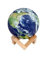 NEW! Relaxus Colour Changing EARTH lamp!