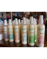 TEASE HAIR DETANGLER & LEAVE IN CONDITIONER by Squeaky Clean Soapery