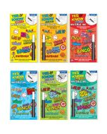 Yes & Know Invisible Ink Activity Books! Unplug & have fun!