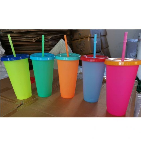 Color changing cups main