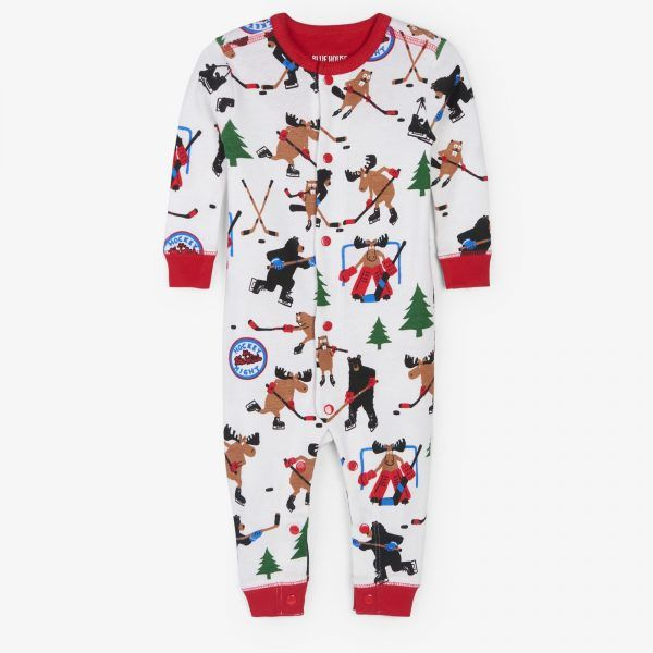 LBH Hockey Night in the Wild infant