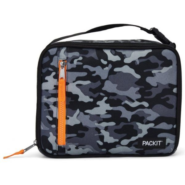 Pack It classic lunch bag camo