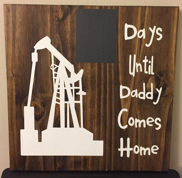 TG Woodworking Daddy home oil