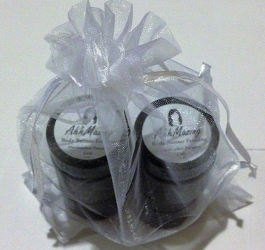 ahhmazing body butter gift sets
