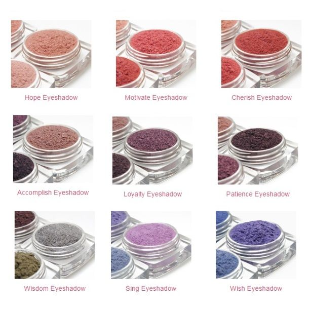 bellaphoria eyeshadow 2