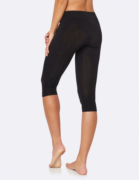 Boody Organic Bamboo Wear: Crop Leggings