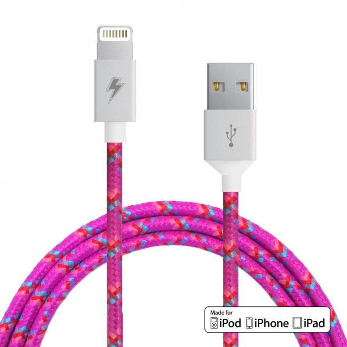 Chargecords Lightning Charging Cords: Cords for all the things! 10' long