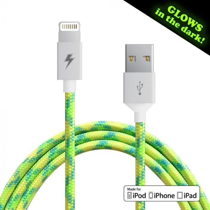 Chargecords Lightning Charging Cords: Cords for all the things! 5' long