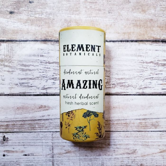 Element Botanicals Natural Deodorant Sticks