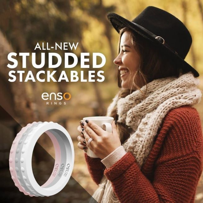 enso studded stackables main