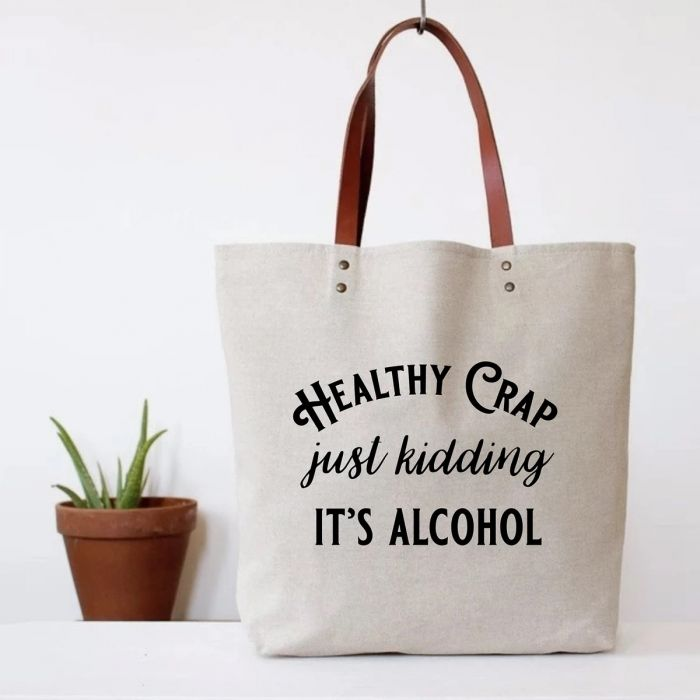 Fun Club Phrase Bags: Because Adulting is Hard