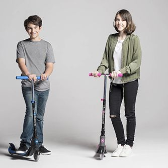 Globber Scooter-Flow 125- for 6 years plus