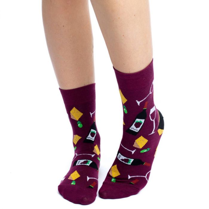 Good Luck Socks: Women's Crew Socks