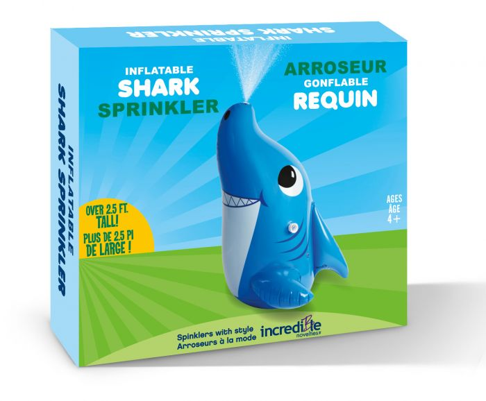 *NEW! SHARK HEAD SPRINKLERS! Get ready for Summer!