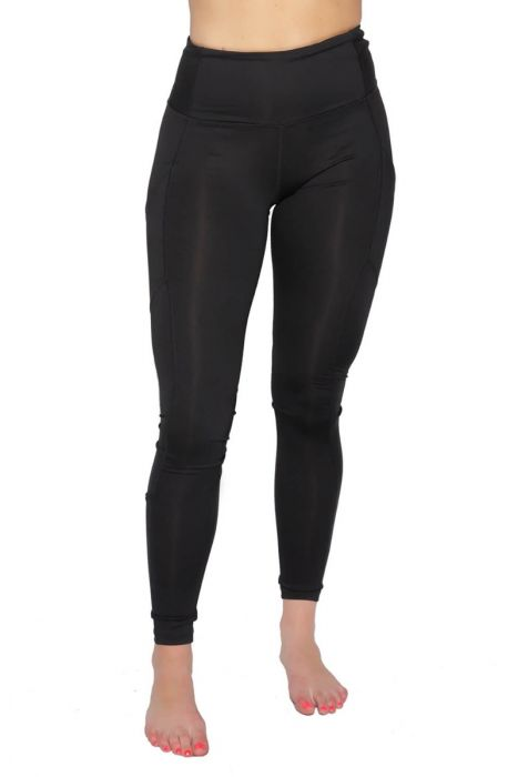 NoMiNoU High Rise Leggings: Solid Colours With Pockets!