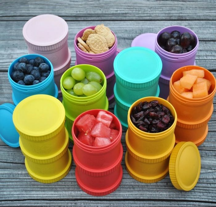 Re-Play Snack Stacks!