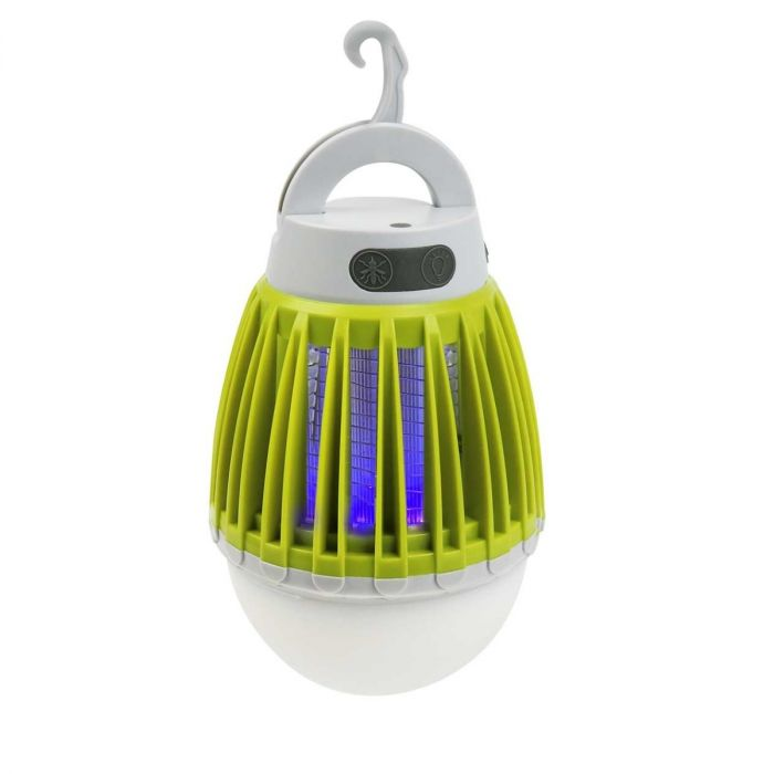 Rechargeable Mosquito Zapper Lantern! YES!