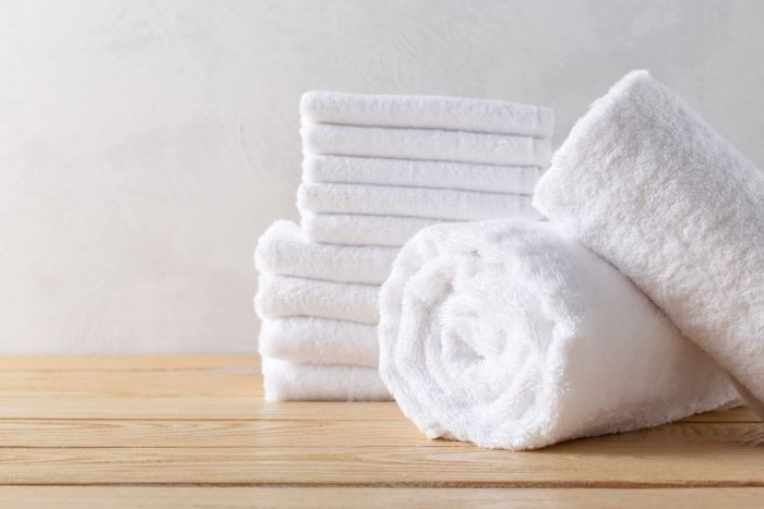 Organic Cotton Towels, available in 7 colours: Yes, they really are incredible!
