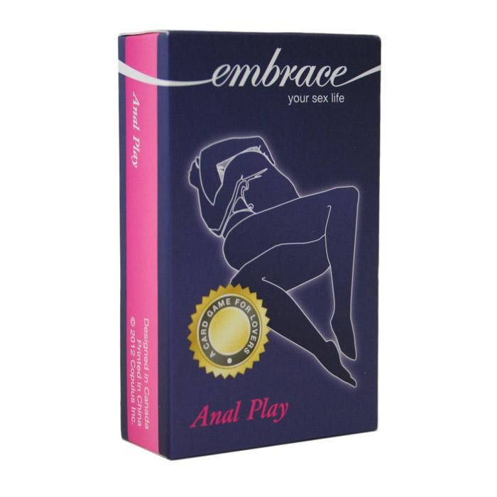 Embrace your Sex Life: Anal Play Card Game