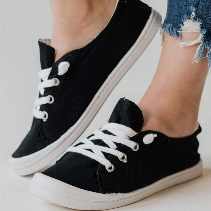 Soda  Casual Slip on Sneakers: Adult
