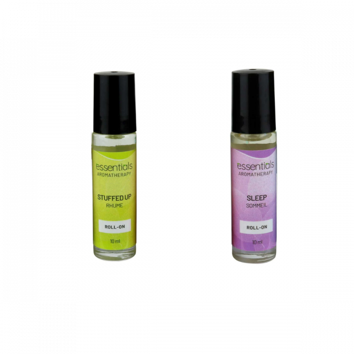 Relaxus Essential Oils Roll-Ons: 2 most popular blends!