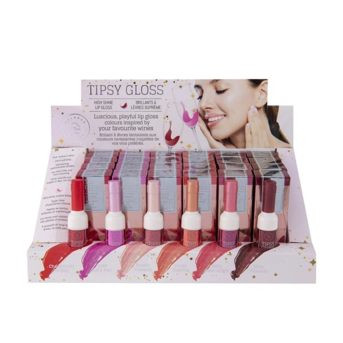 Tipsy Tints Lip Gloss Collection