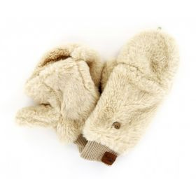 Super Soft Convertible Mitts