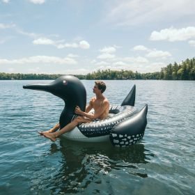 Float-eh Canadian JUMBO Inflatables! The Loon