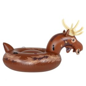 Float-eh Canadian JUMBO Inflatables! The Moose!