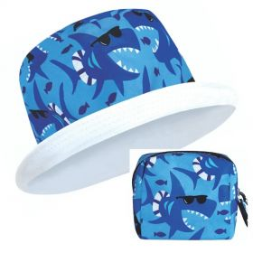 Floppy Tops Kids Reversible UV Protection Hats