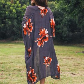 Floral Kimonos: A great throw on for summer!