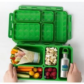 Go Green Eco Friendly Lunch Box Sets-Everything included!