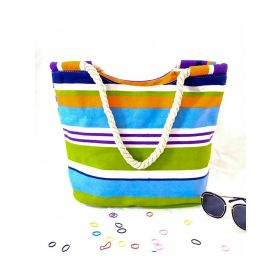 BEACH BAGS! Zippered, Water resistant, Holds all your stuff!