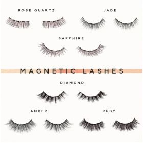 LOLA'S MAGNETIC LASHES SETS! VEGAN, CRUELTY FREE & EASY TO USE!