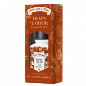 Poo Pourri - The Smell of Fall in the Bathroom!