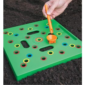The Seeding Square: Every Gardener's Dream!