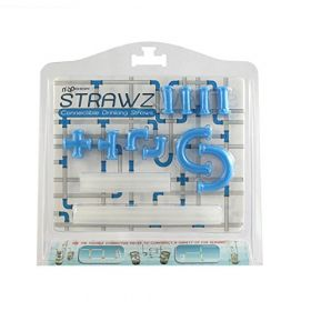 Stocking Stuffer Loot: Strawz Connectible Drinking Straws kit