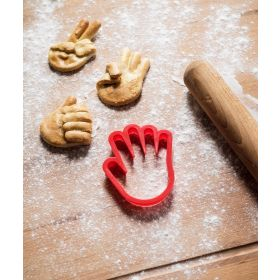 Hand Shaped Cookie Cutter-for all kinds of expressions!