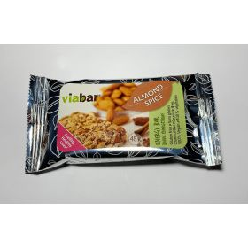 VIABar Gluten Free, Vegan Energy Bars (That actually taste amazing!)