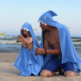 Character Hooded Adult Towels! 8 yrs and up! by Yikes Twins
