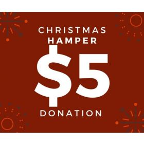 Donations for the Airdrie Lioness Christmas Hamper Program