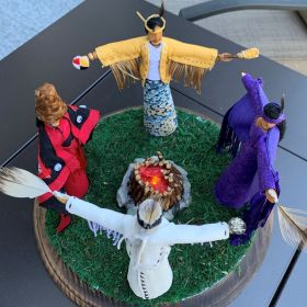 Featured Artisan: Circle of Friends by Nancy Potvin