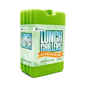 Bentgo Lunch Chillers 4 pack
