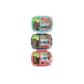 51 oz True Divide Glass Storage Containers! For all your Freezer meals!