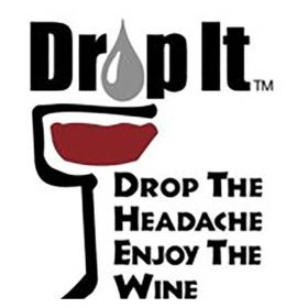 Drop It! Natural Wine Sulfate & Tannin remover!
