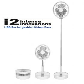 NEW! i2-7200 Lithium Wireless Convertible Fan