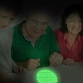 GLOW IN THE DARK POPITS! Your fave game, now GLOWS!