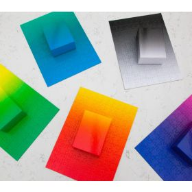 GRADIENT PUZZLES, RATED HARD: 100PC