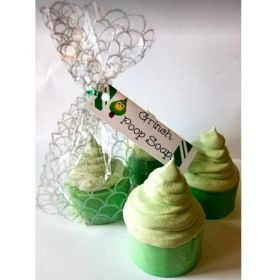 Stocking Stuffer Loot: Holiday Poop Soap!